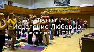 Вит Мано в Новокузнецке День 3-й (11.11.2015)