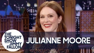 Julianne Moore Accidentally Texted Audio Of Her Discussing A Friends Divorce