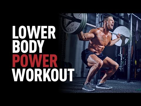 Lower Body Paramount Power Workout