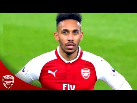 Aubameyang 2018 ● The First Season At Arsenal