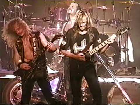 Judas Priest - You've Got Another Thing Coming (Live At Hammerstein, New York Oct 31, 1998) [60fps]