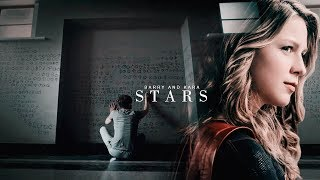 ❖ Barry and Kara | Stars