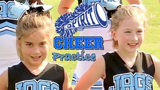 READY FOR CHEER! Pictures And Practice