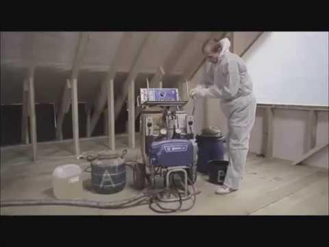 Оборудование и компоненты пенополиуретана