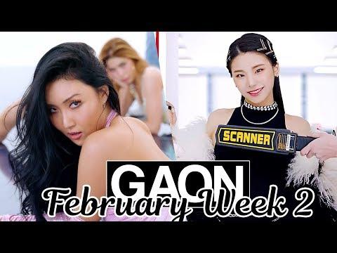 [TOP 100] Gaon Kpop Chart 2019 [February Week 2]