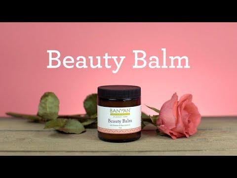 Beauty Balm | Organic Moisturizer for Ayurvedic Skin Care