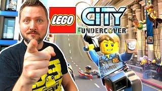 LEGO ER SJOVT! - LEGO City Undercover Dansk Ep 1 [PS4 Pro]