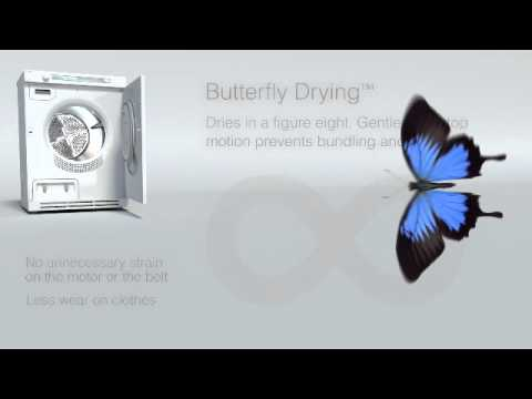 ASKO Butterfly Drying