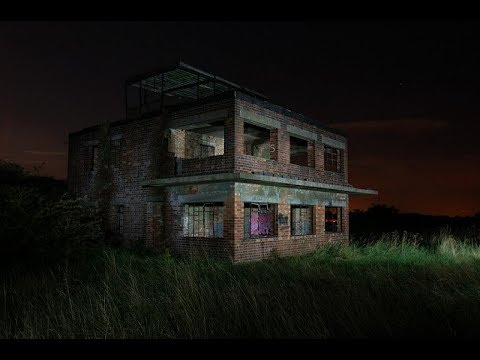 Trapped In Haunted RAF Air Base