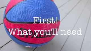 DIY: Medicine Ball Tutorial