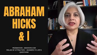 ZMAHOON ~ Abraham Hicks Is Feeling A Lack Of Abundance And Holding Others Responsible For It