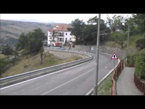 Preview video Video servizio gara automobilistica slalom 11° trofeo Città di Laurenzana campionato Puglia e Basilicata Laurenzana 28 giugno 2015