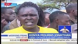 Leaders, Kenyans eulogies Retired President Moi's son