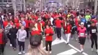 preview picture of video 'Marathon de Montauban - Edition 2014'