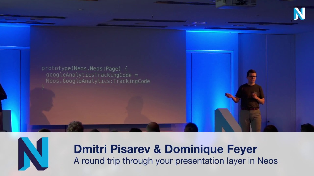 A Round Trip through your Presentation Layer with Fusion
