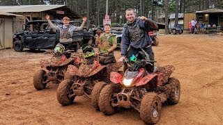 Fun In The Mud, 4 Wheelers And Quads! Where Will We Go?