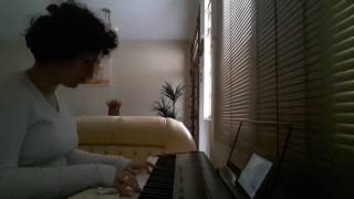 Evergrey - closure (piano study)