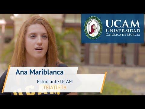 Info-28: Vídeo-Entrevista a Ana Mariblanca en UCAM Deportes. TeamClaveria Files 06/2017