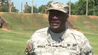 JROTC Cadets from the Muscogee County School District trained for a day