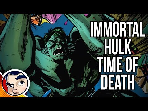 "Immortal Hulk ""The Green Door"" – Complete Story"