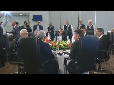 Σύνοδος χωρών του Ευρωπαϊκού Νότου στη Λευκωσία