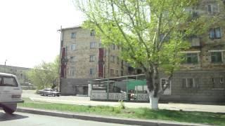 preview picture of video 'Karaganda 2011 / Караганда, от 11-квартала до 19-микрорайона (3)'