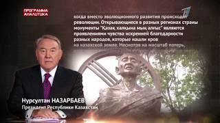 Нурсултан Назарбаев о жертвах политических репрессий