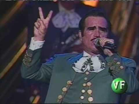 Vicente Fernandez las llaves de mi alma HD