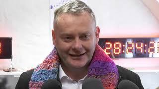 Izjava župana MO Slovenj Gradec Tilna Kluglerja po doseženem Guinnessovem rekordu Jadranke in Anite