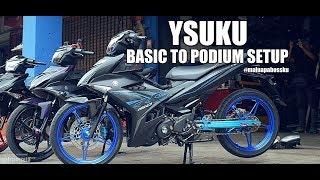 Y15ZR Modified Basic to Podium Setup - MALU APA BOSSKU