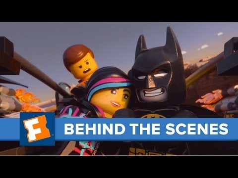 The 'Outtakes' From The LEGO Movie Are Adorable