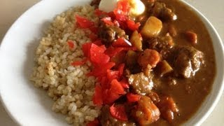 Curry Recipe (Japanese Style and How To Tutorial)- BenjiManTV