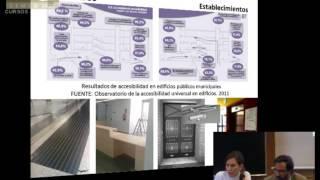 Accesibilidad. Criterios de intervención en edificación existente