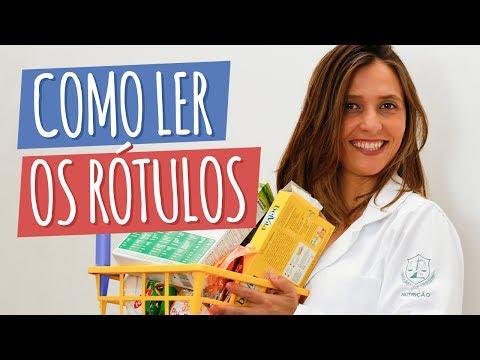 Imagem ilustrativa do vídeo: Como LER um RÓTULO para comer melhor