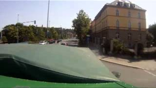 preview picture of video 'Magirus 170D11 Testfahrt GoPro Kamera'