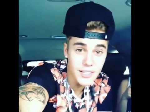 Justins instagram video - Lolly Maejor Ali ft Juicy J and Justin Bieber @maejorali is taking over