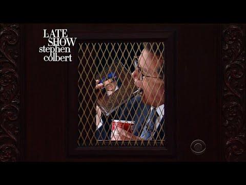 Stephen Colbert's Midnight Confessions, Vol. XXXI