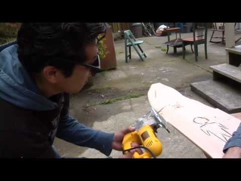 Win Omar's DIY Deck!