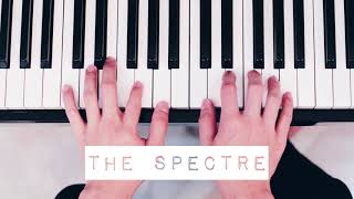 Alan Walker - The Spectre (Piano Instrumental) by Alan Ng