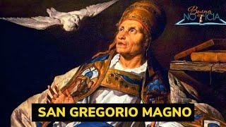 Biografía de San Gregorio Magno