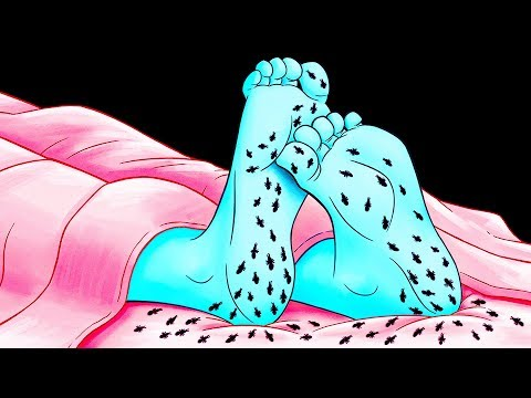 Si No Duermes Con Calcetines Deberías Comenzar a Hacerlo
