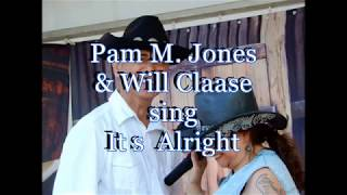 Pam & Will sing It's Alright