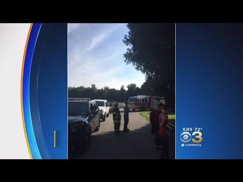 """رجال الإطفاء ينقذون امرأة علقت في شجرة بسبب لعبة """"البوكيمون"""""""