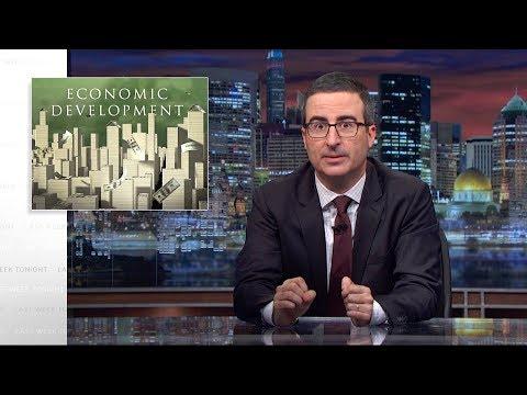 Economic Development: Last Week Tonight with John Oliver (HBO)