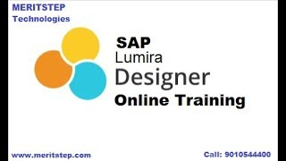 SAP LUMIRA Tutorial For Beginners | SAP LUMIRA Designer Online Training Videos