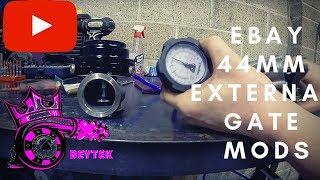 Making An Ebay 44mm External Wastegate Last Longer!