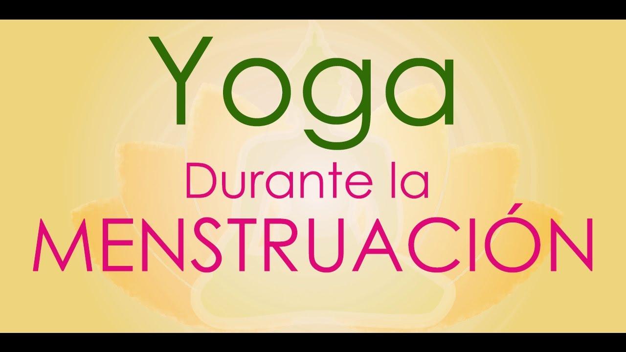 Práctica de Yoga durante la menstruación - YOGA EN IBIZA