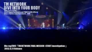 TM NETWORK / DIVE INTO YOUR BODY