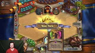 Hearthstone. With me. And friends.