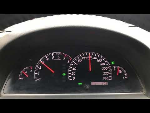 Как работает круиз-контроль на Тойота камри V30 2005